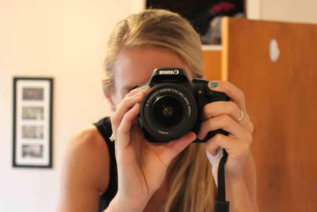 Big girl camera!