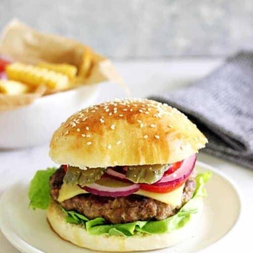 Josh\u0027s Homemade Burger Patties
