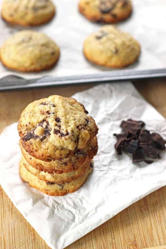 Chocolate Chunk Cookies (8) (Large)