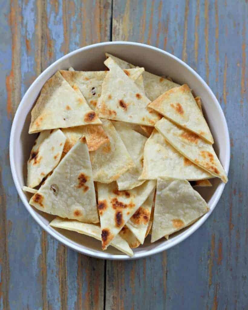Homemade Tortilla Chips (3)