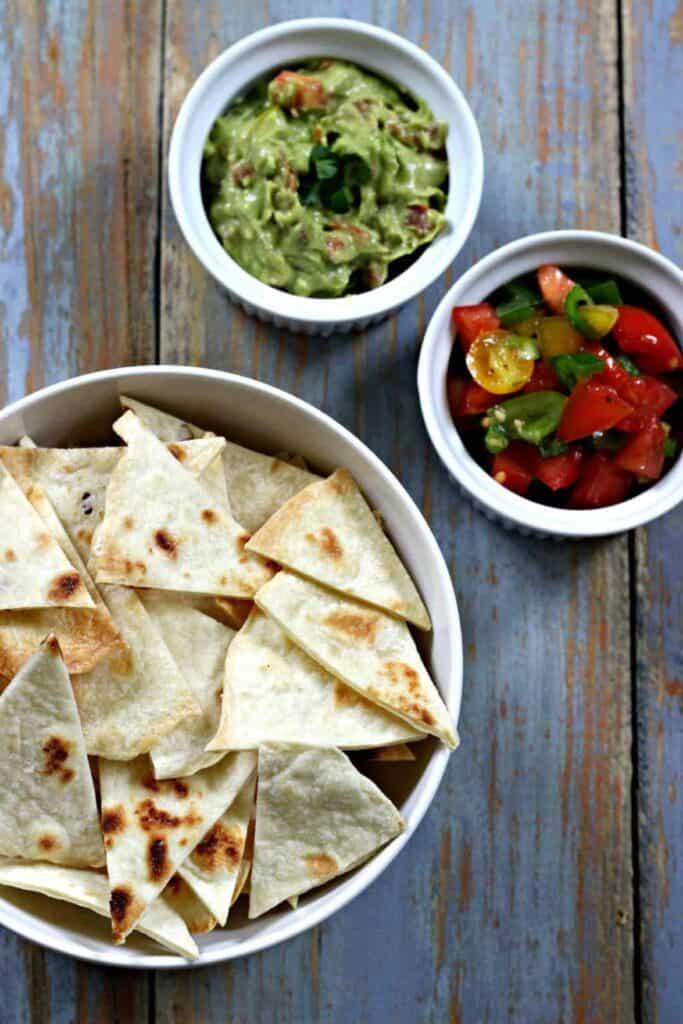Homemade Tortilla Chips (4)