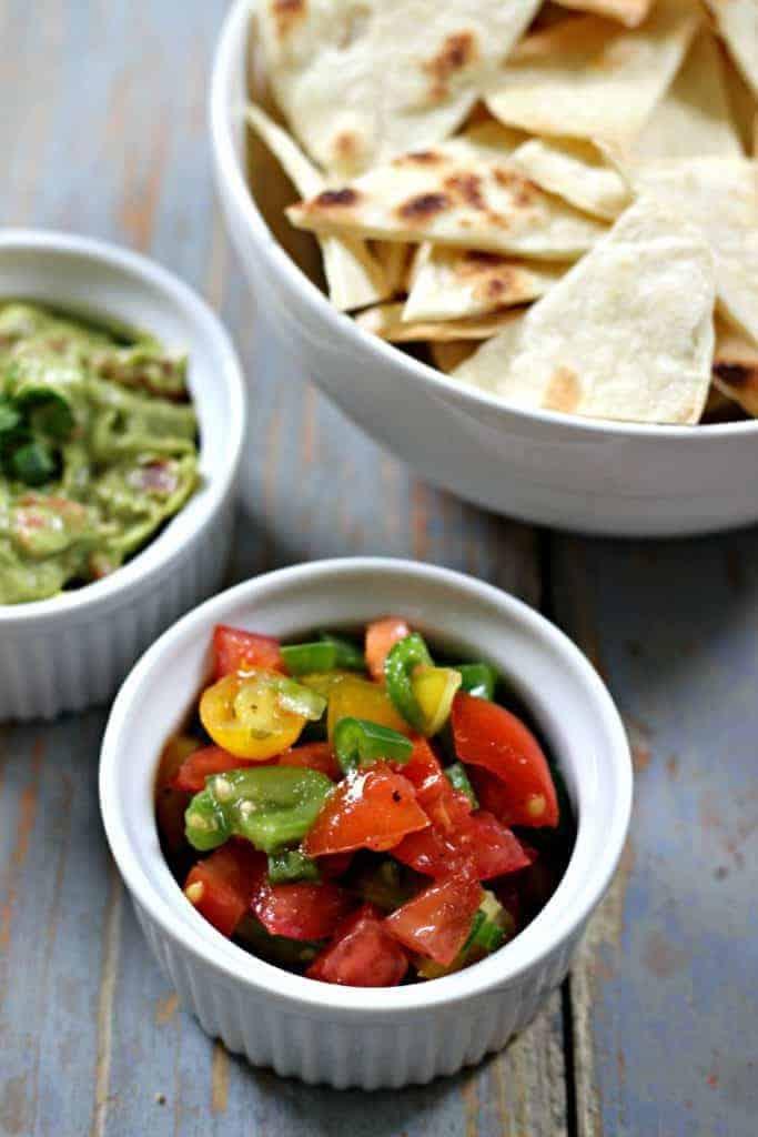 Homemade Tortilla Chips (5)