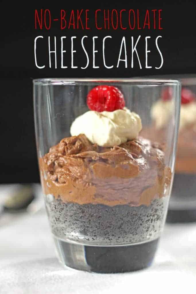 No Bake Chocolate Cheesecake (6)