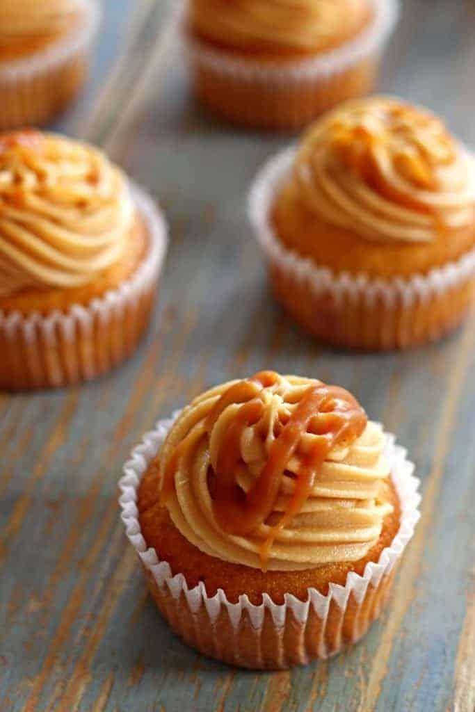 Salted Caramel Cupcakes (1)