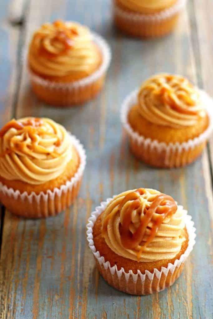 Salted Caramel Cupcakes (3)