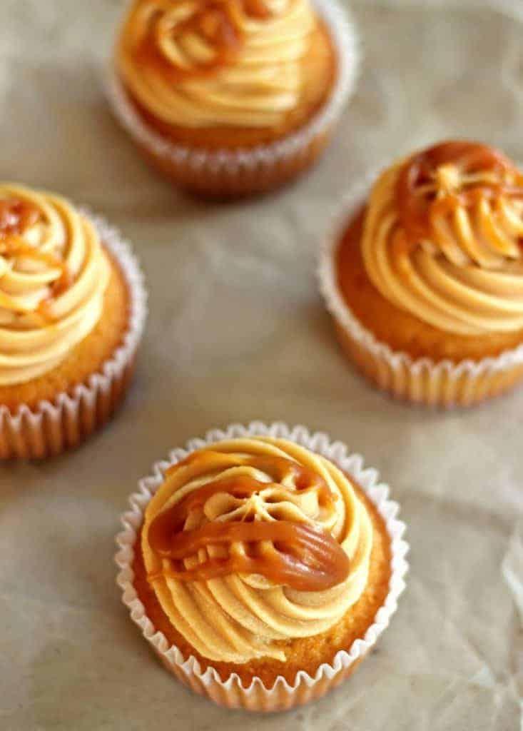Salted Caramel Cupcakes (4)