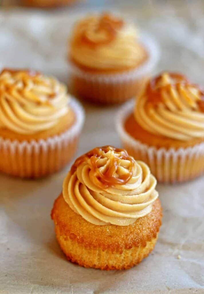 Salted Caramel Cupcakes (5)