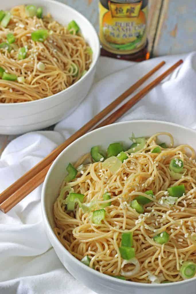 Simple Sesame Noodles (1)