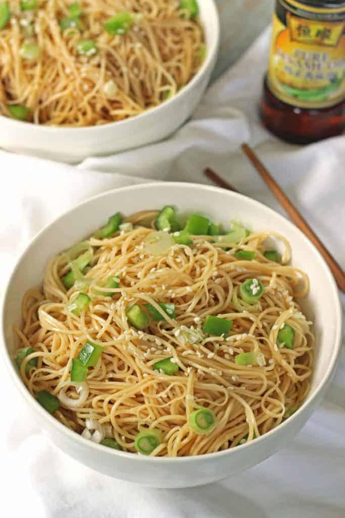 Simple Sesame Noodles (4)