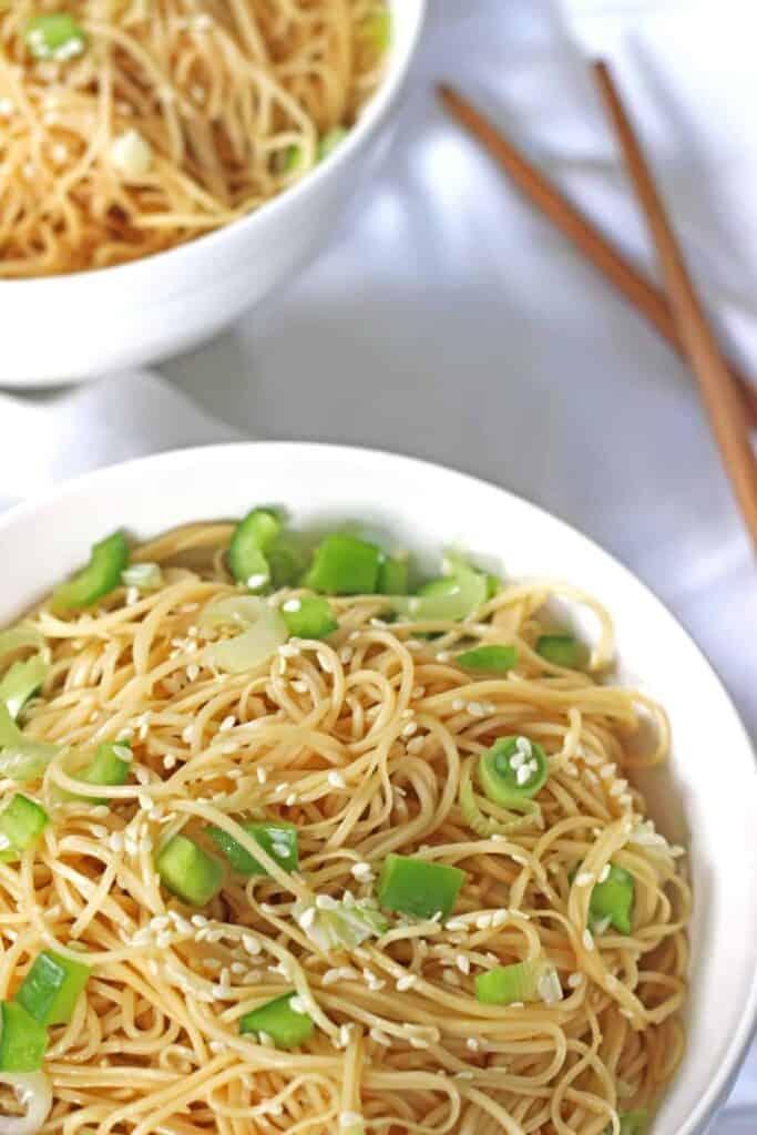 Simple Sesame Noodles (5)