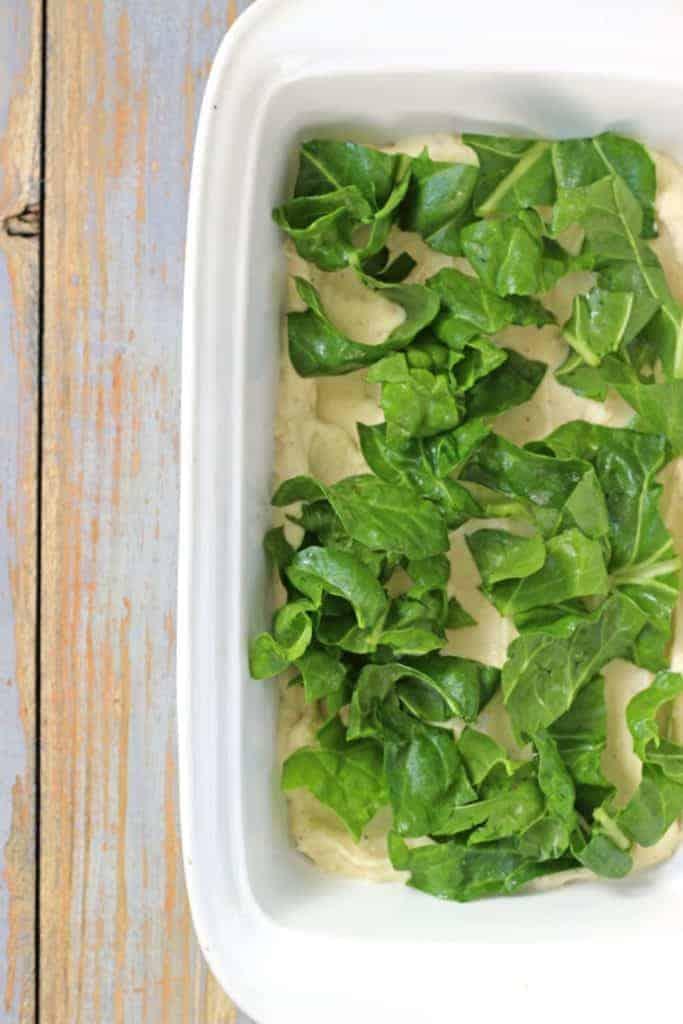 Pumpkin & Spinach Lasagne (2)