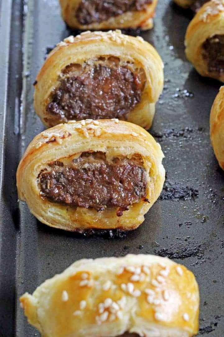 Homemade Sausage Rolls (2)