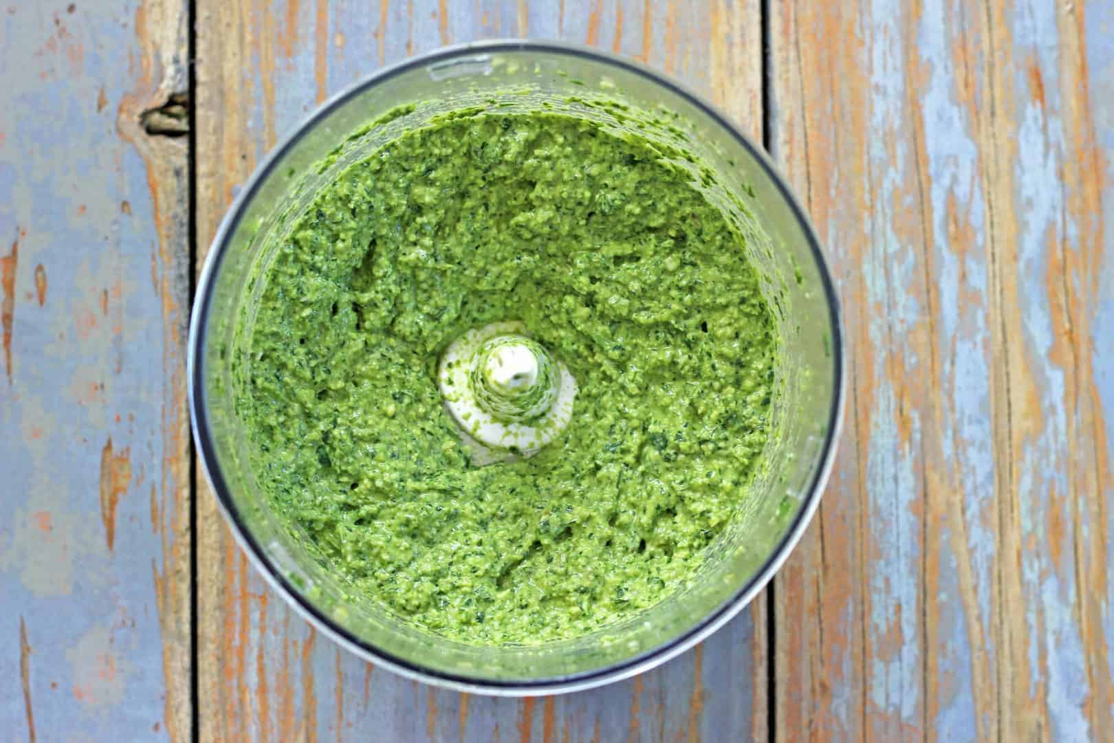 Spinach & Walnut Pesto (2)