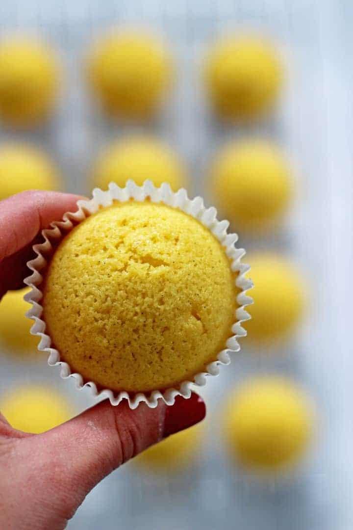 Vanilla Cupcakes (1)