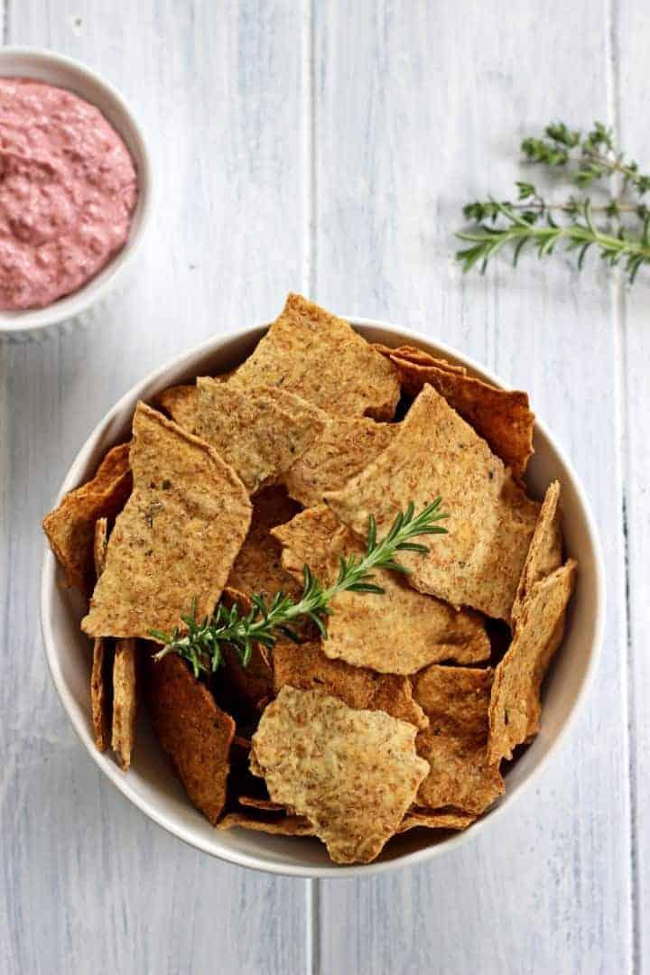 Homemade Crackers (4)