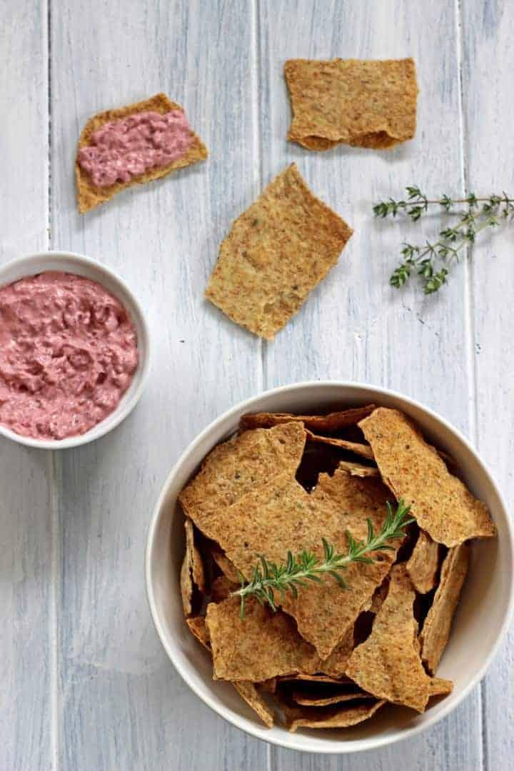 Homemade Crackers (5)