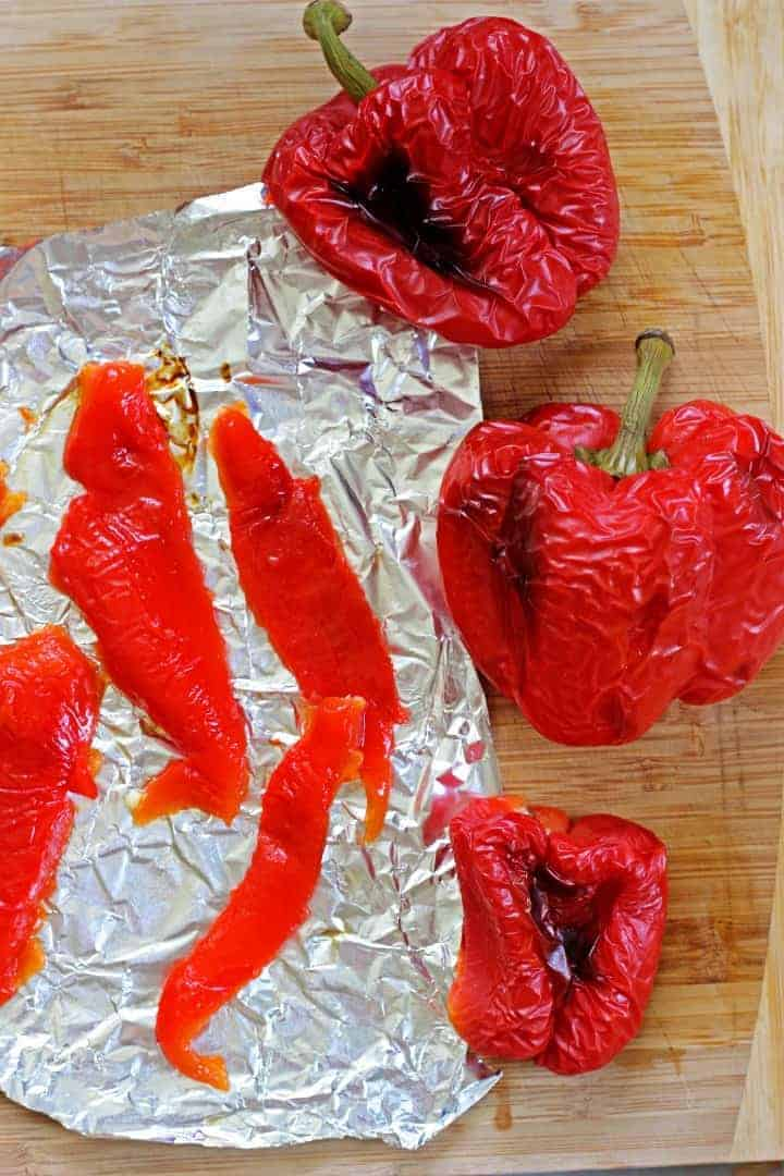 Country Kitchen Roasted Red Peppers