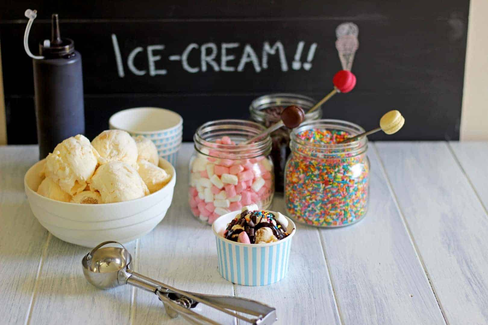 Images Of Ice Cream Bars How to set up a...