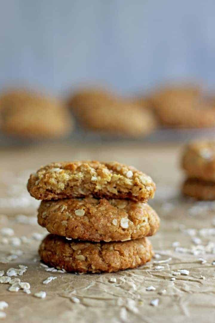 Anzac Biscuits (4)