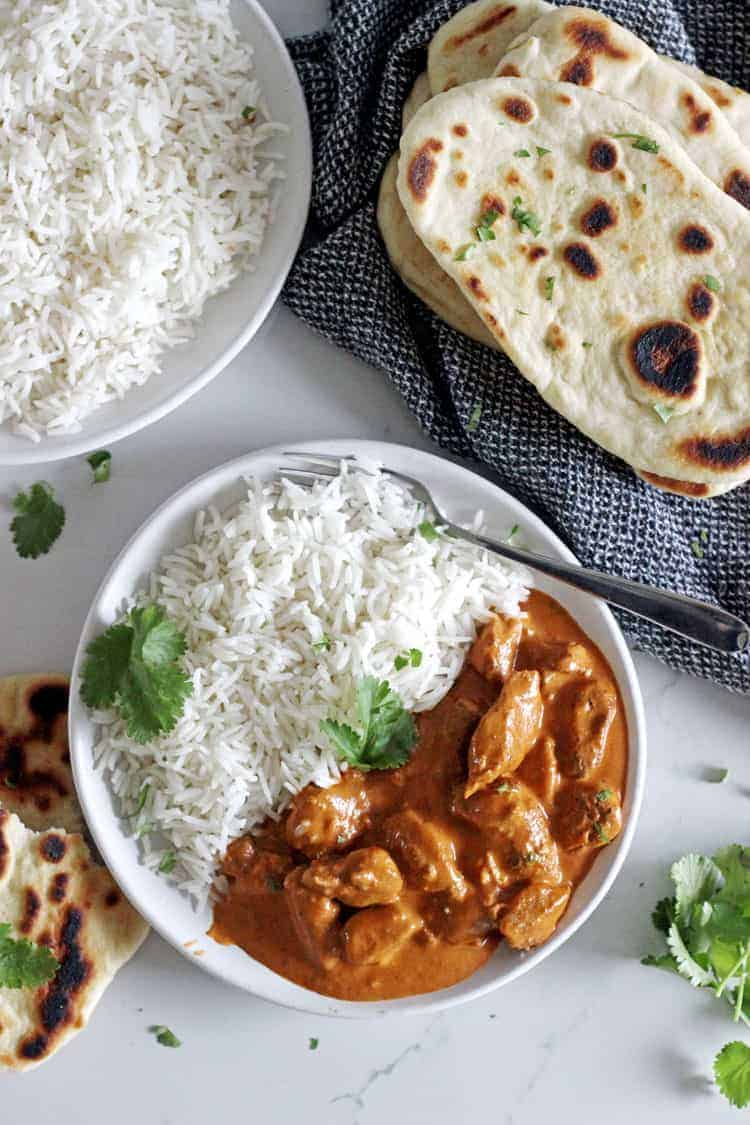 Easy Butter Chicken Recipe The Kiwi Country Girl