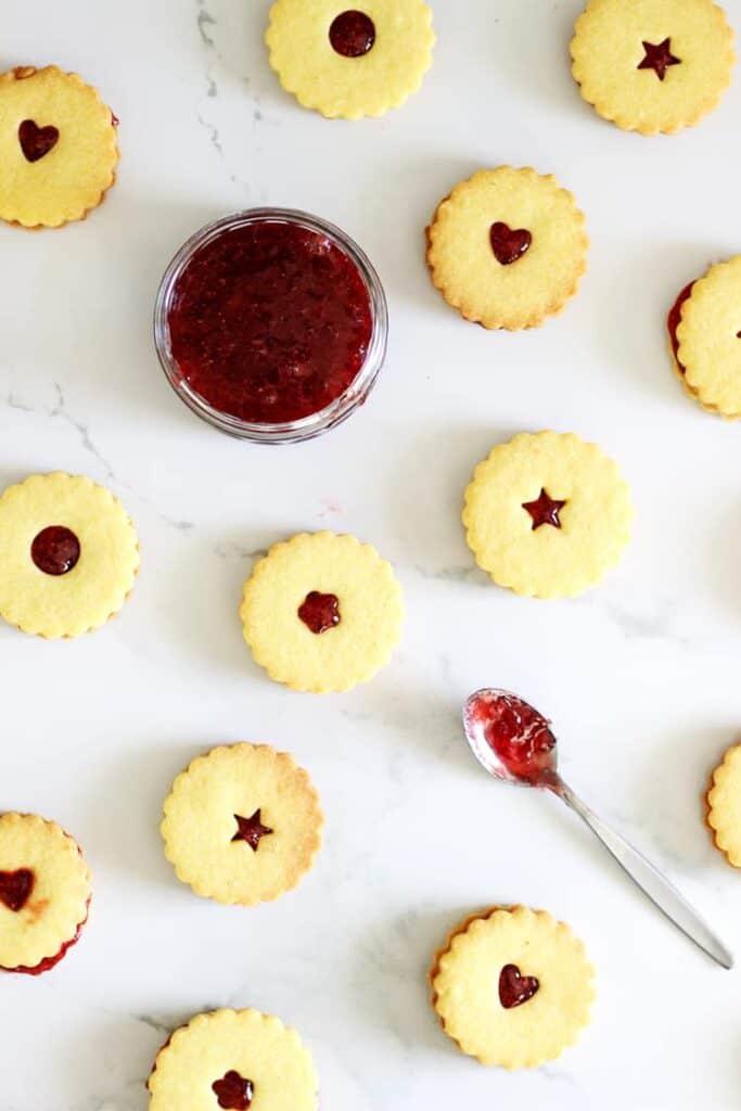 Homemade Shrewsbury Biscuits